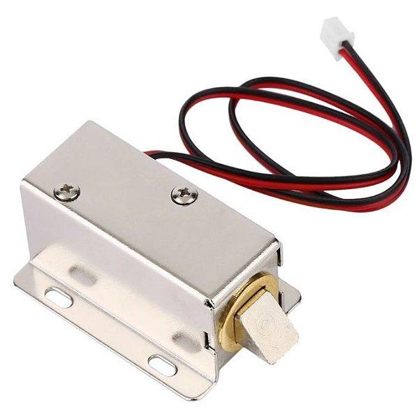 Trava Elétrica Solenoide FEC-91