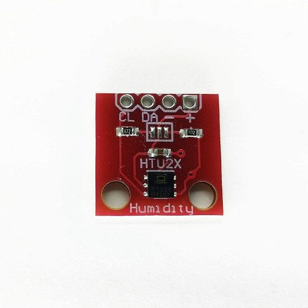 Sensor de Umidade e Temperatura HTU2X