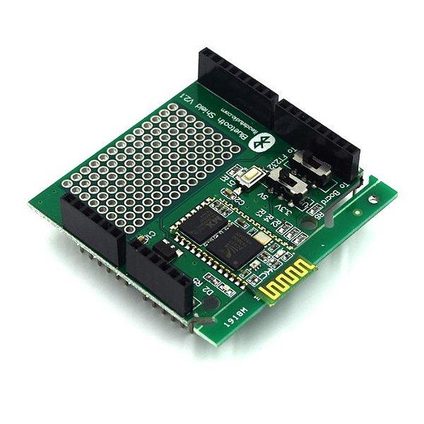 Módulo Shield Bluetooth HC-06 Slave