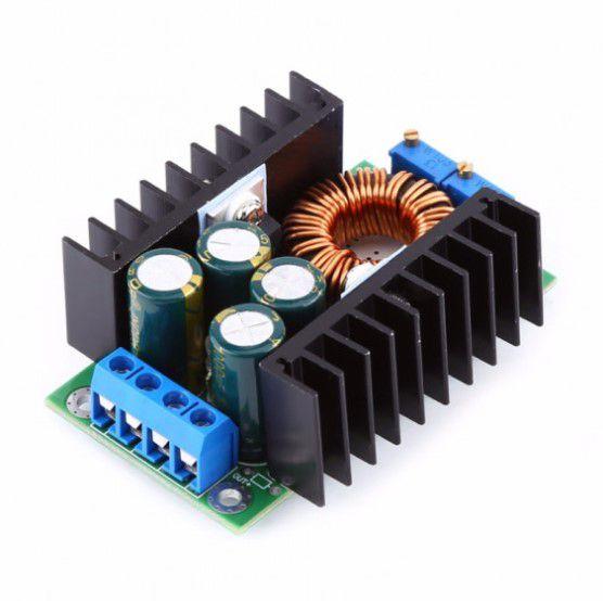 Módulo Conversor de Tensão DC Step Down XL4016 - 300W