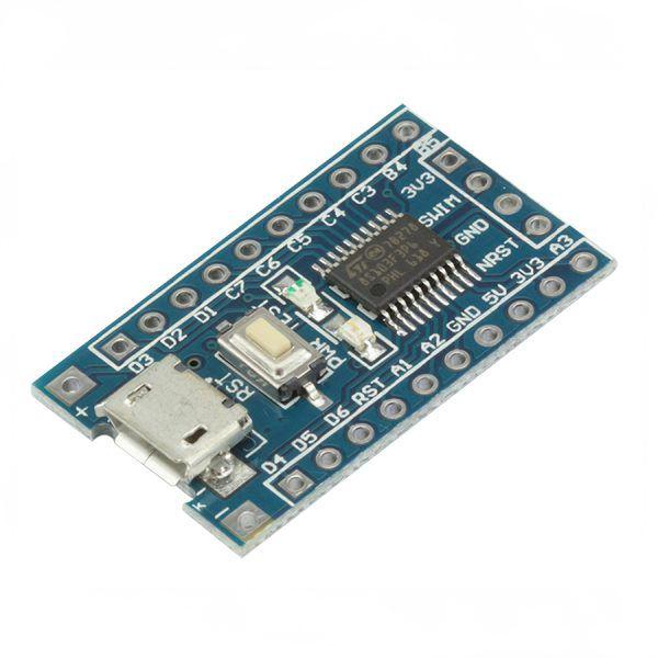 Módulo para Desenvolvimento SWI STM8 STM8S003F3P6