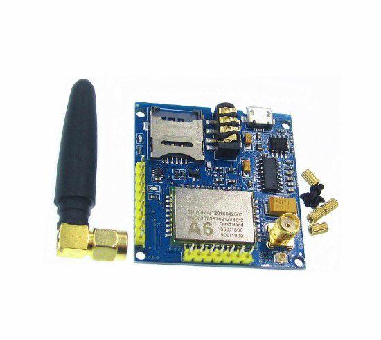 Módulo GSM GPRS A6 com Antena