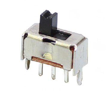 Micro Chave SS12D00G4 - 3 terminais