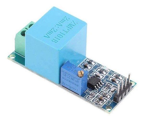 Módulo Sensor de Tensão AC 0 a 250V ZMPT101B