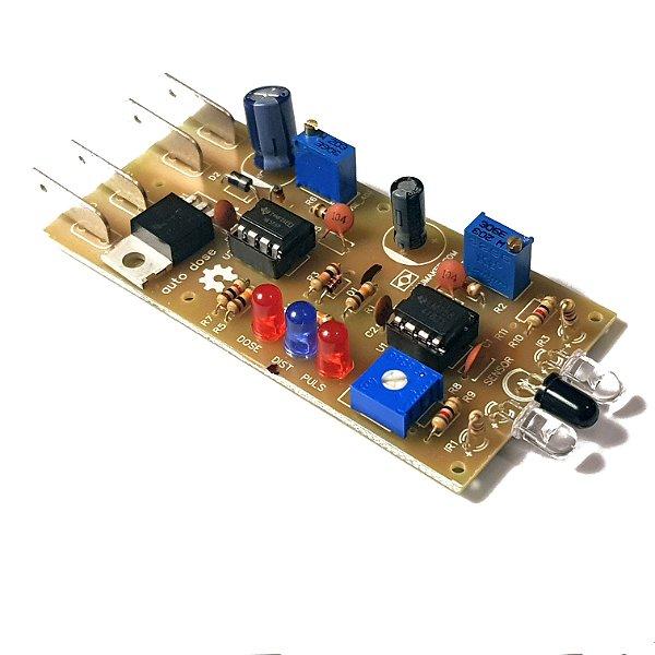 Placa Auto Dose DIY - Dosador Automático