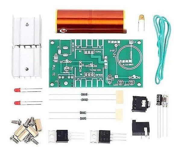 Kit Mini Bobina De Tesla - DIY