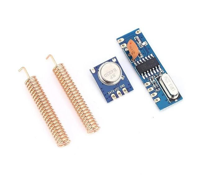 Módulo Transmissor Stx882 e Receptor Srx882