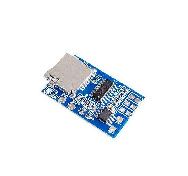 Módulo MP3 Cartão de Memória FT