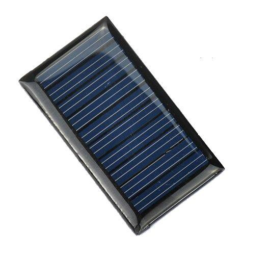 Mini Célula Fotovoltaica (Energia Solar) 5V/30mA