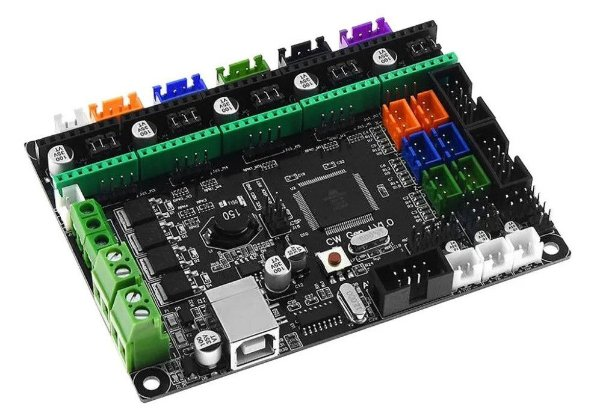 Placa Controladora de Impressora 3D Completa / MKS Gen-L V1.0 Makerbase