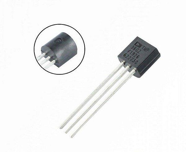 Sensor Temperatura TMP36