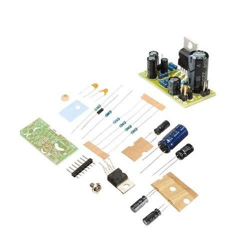 Amplificador de Áudio DIY – TDA2030A