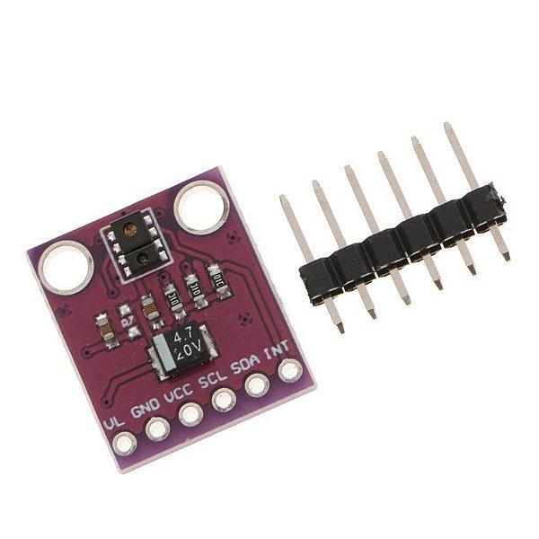 Sensor de Gestos e Cores - APDS 9930