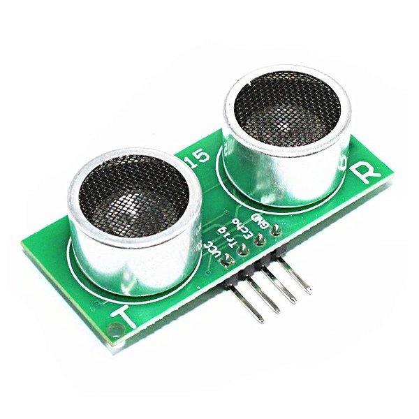 Módulo Sensor de Distância Ultrassônico US-015