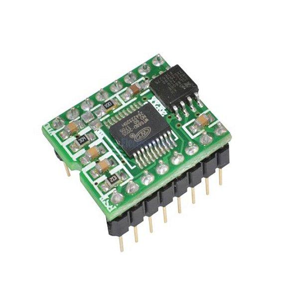 Módulo Processador de Som e Voz WT588D-16P 8M