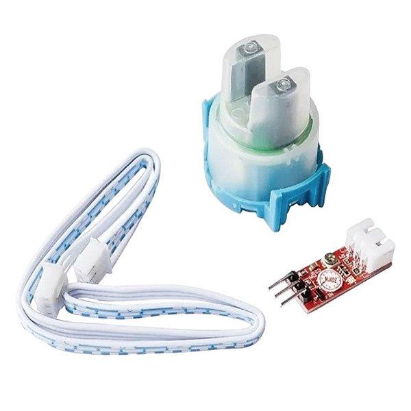Sensor de Turbidez Arduino para Monitoramento de Água
