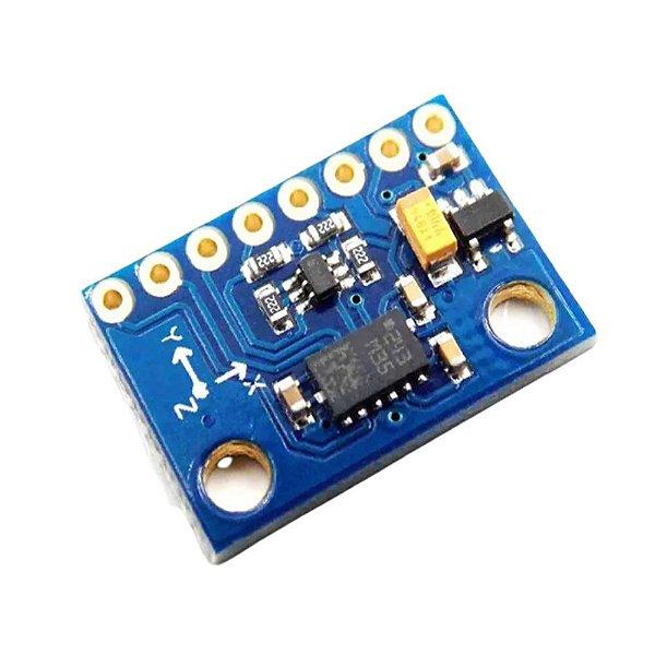 Sensor Magnetômetro 3 Eixos - GY-511