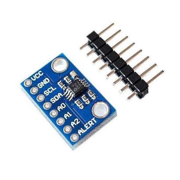 Módulo Sensor de Temperatura de Alta Precisão - MCP9808 I2C
