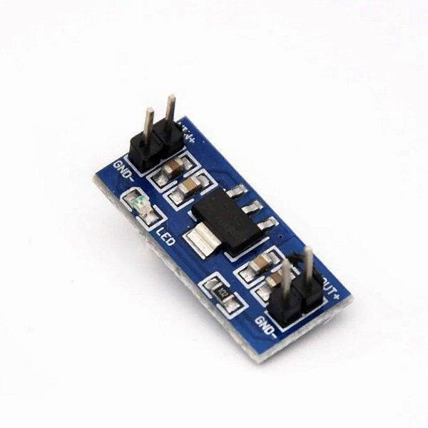 Módulo Regulador De Tensão de 5V para 3.3V AMS1117 - Modelo 2