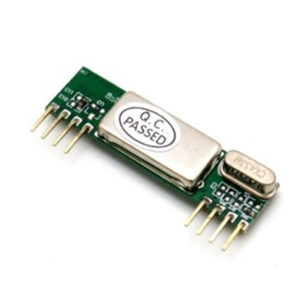 Receptor 433Mhz RXB6 Super Heteródino
