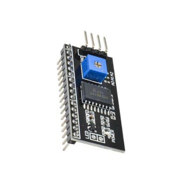 Módulo Serial I2C para Display LCD - Sem Jumper Backlight