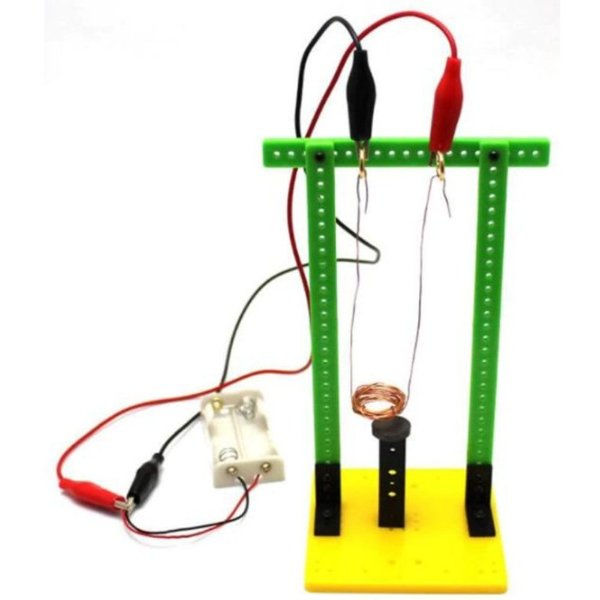 Kit Experimento de Balanço Eletromagnético - DIY