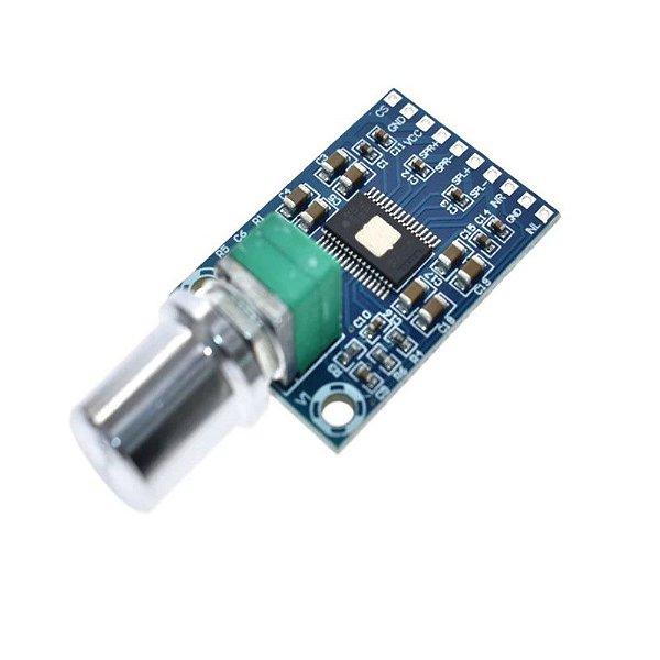 Módulo Amplificador de Áudio 50W+50W - Dual TPA3116D2 XH-M562