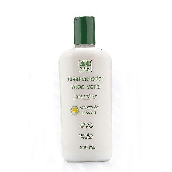 Condicionador Aloe Vera Hipoalergênico 240ml - Allergic Center