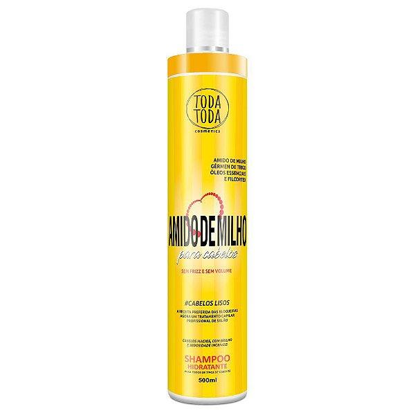 Shampoo Amido de Milho Maizena 500ml