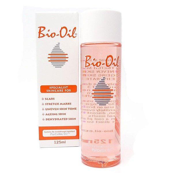Bio Oil Cicatrizante e Anti Estrias 125ml
