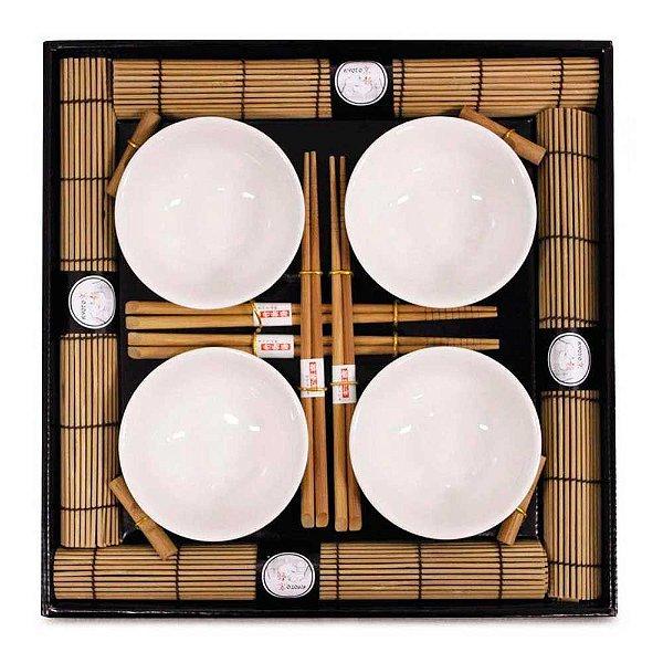 Jogo Oriental Yoi Kyoto 16 peças 8108010015