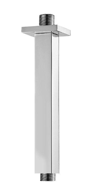 Braço Quadrado Para Ducha Teto Tubo Rosca 1/2'' Metal