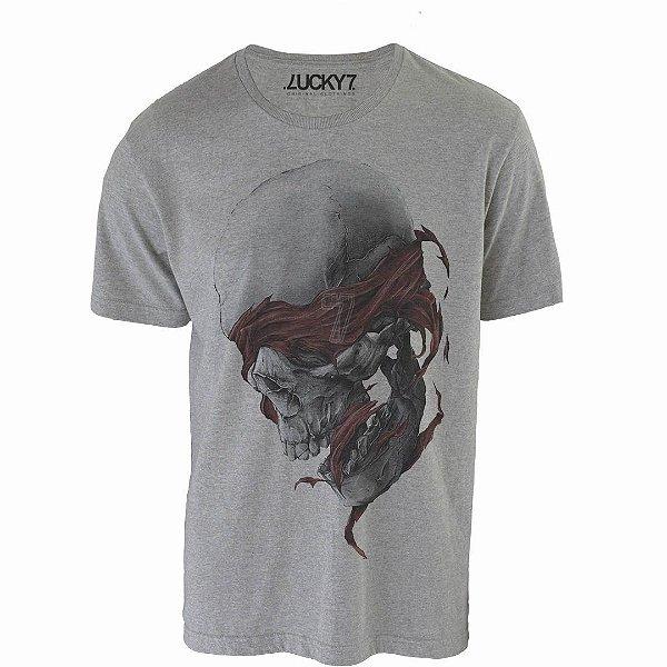 Camiseta Lucky Seven - Skull L7