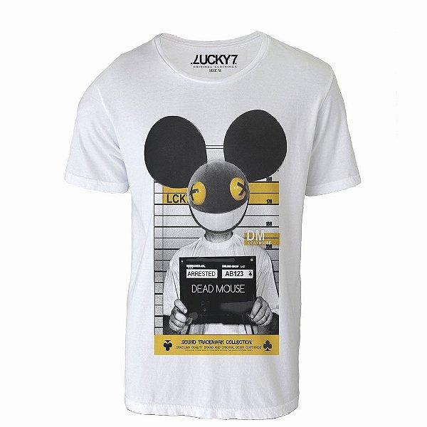 Camiseta Lucky Seven - Dead Mouse