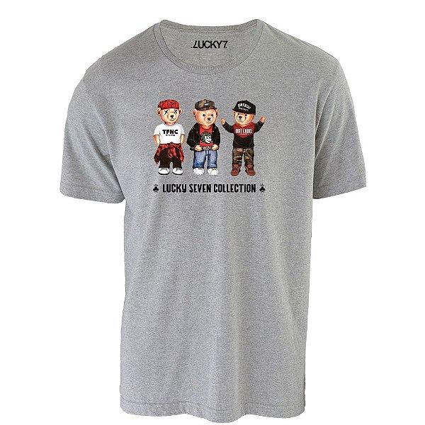Camiseta Lucky Seven -  Bears Roe