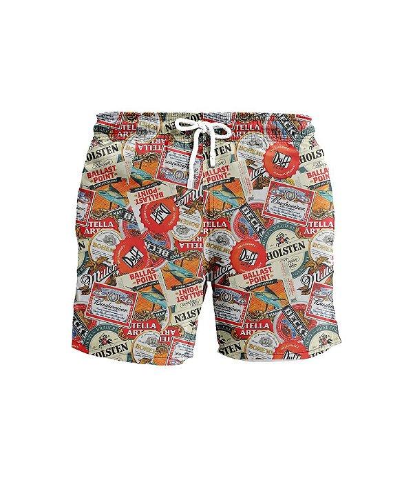 Shorts L7 - Cervejas