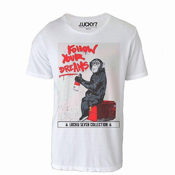 Camiseta Lucky Seven - Follow Your Dreams