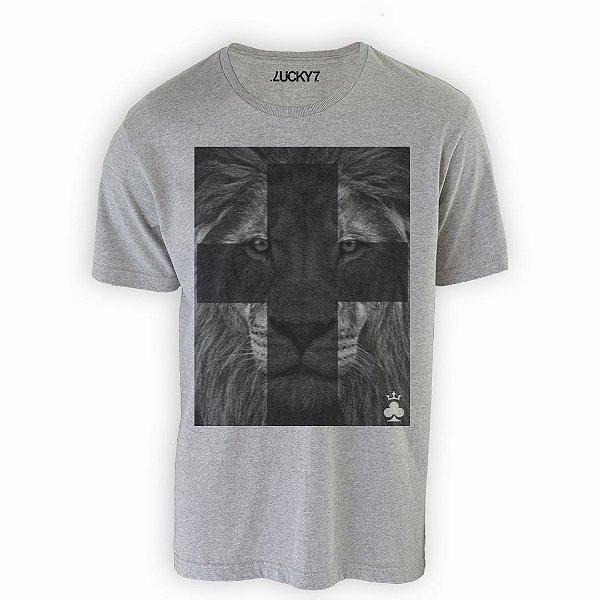 Camiseta Lucky Seven - Lion Cross