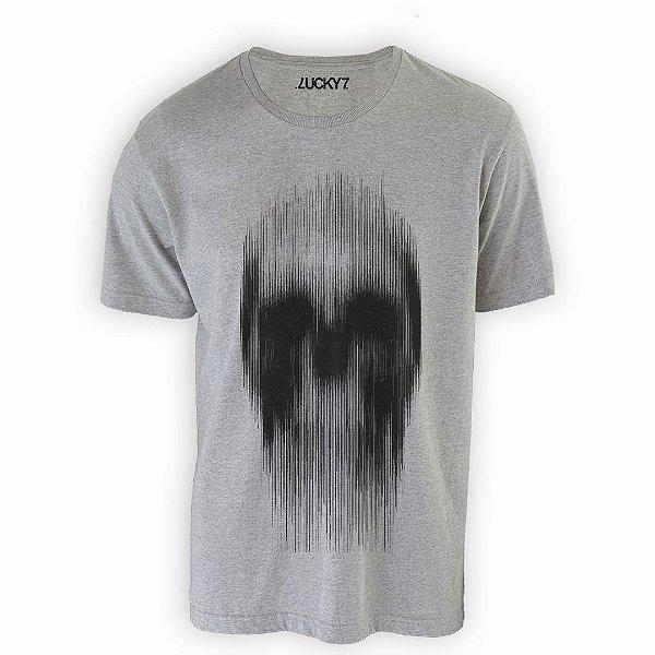 Camiseta Lucky Seven - Skull Lines
