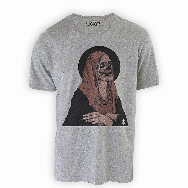 Camiseta Lucky Seven - Skull Veil