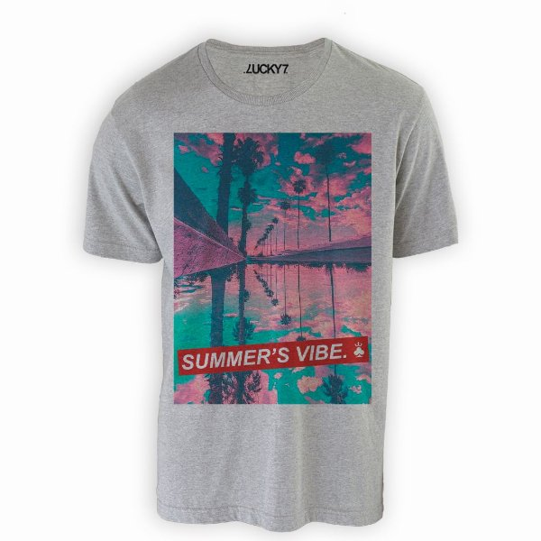 Camiseta Lucky Seven - Summers Vibe