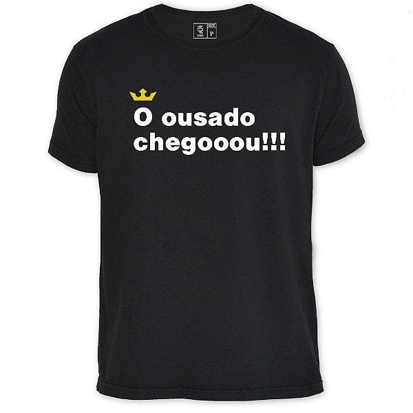 Camiseta Resenha - O ousado chegooou!!!