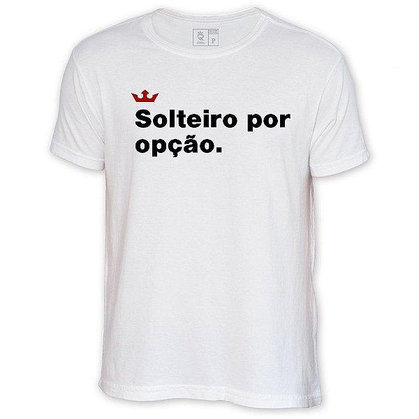 Camiseta Resenha - Solteiro por opção