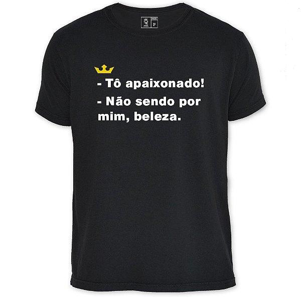 Camiseta Resenha - Tô apaixonado!