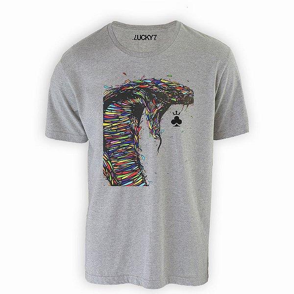 Camiseta Lucky Seven - Snake
