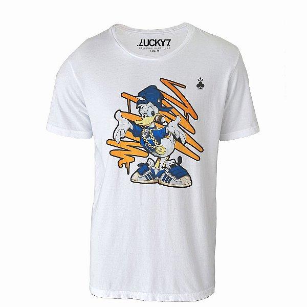 Camiseta Lucky Seven - Donald Rapper