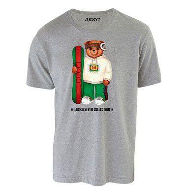 Camiseta Bear Surf - LIQUIDAÇÃO