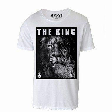 Camiseta - The King LIQUIDAÇÃO