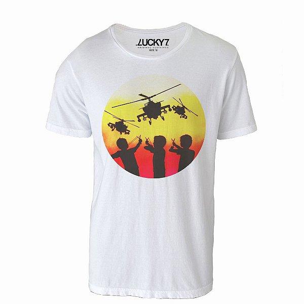 Camiseta Lucky Seven - Sunset War