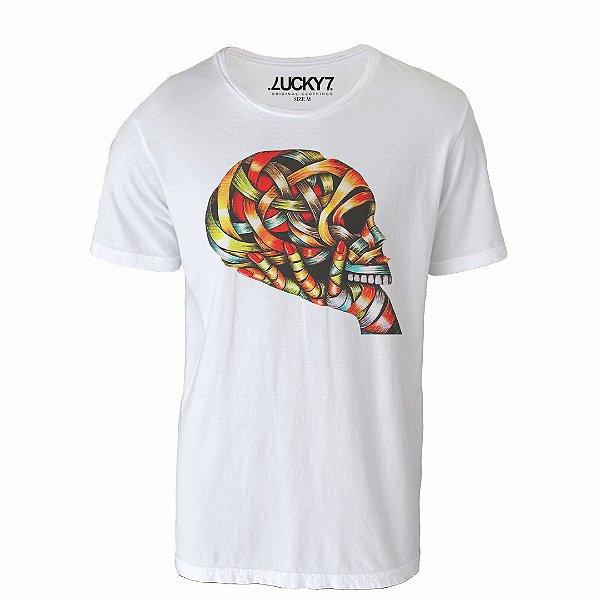 Camiseta Lucky Seven - Trophy Stripes